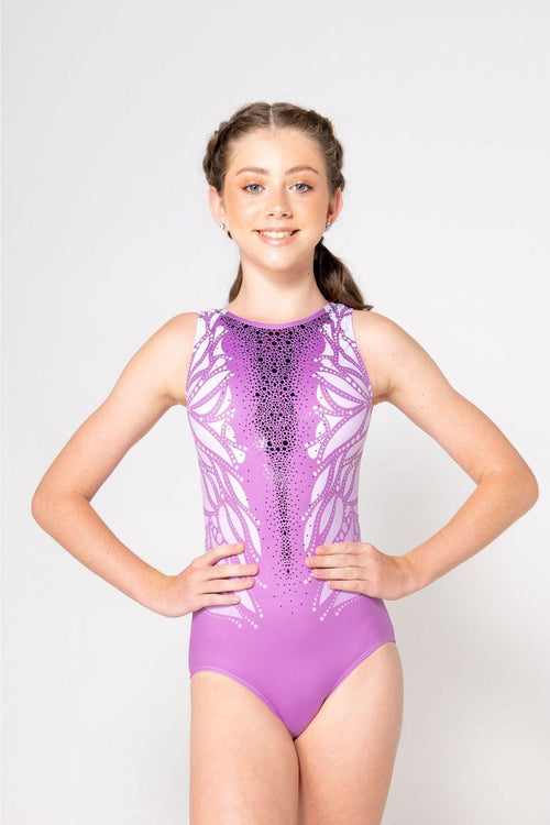 Lady Luck Leotard - Sylvia P Gymnastics