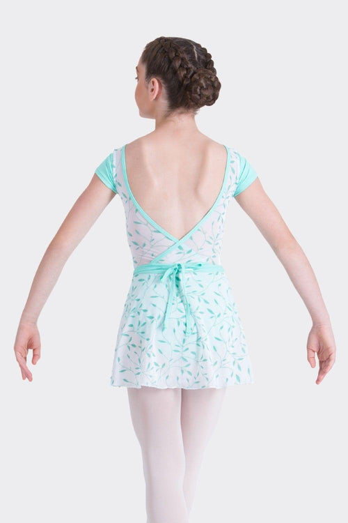 Elena Wrap Skirt | Mint  Dancewear Australia