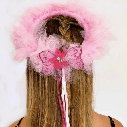 Butterfly Garland | Light Pink  Dancewear Australia