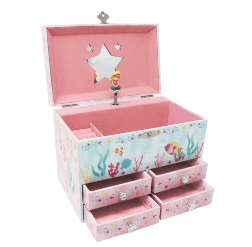 Wish upon a starfish medium music box  Dancewear Australia