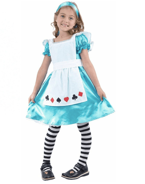 alice in wonderland costume girls, bookweek