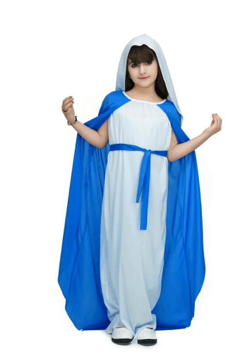 Childrens Mary Costume