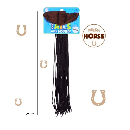 Musical Horse Tail child costume dress up