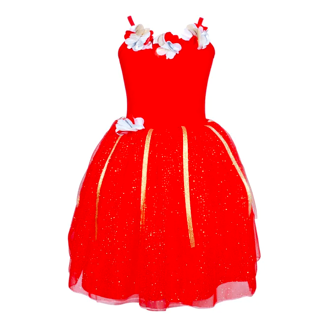 christmas fairy dress