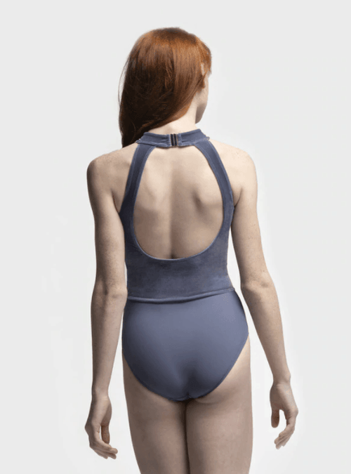 Velvet Leotard Eleve Dancewear Australia Open Back