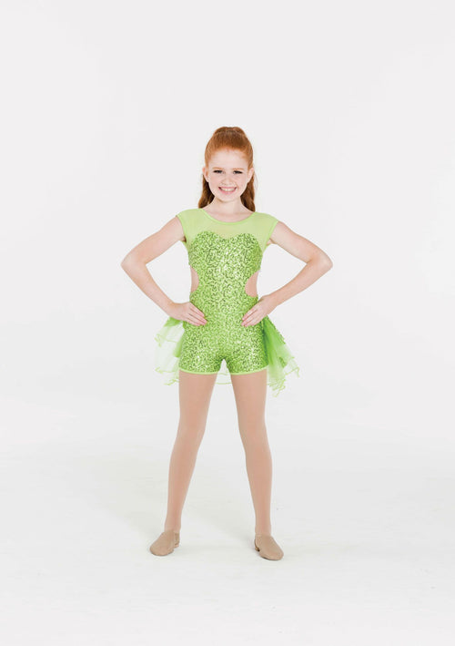 Sequin biketard studio 7 dancewear costumes