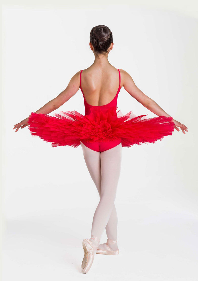 Children's Half Tutu (Tactel, 6 Layers)