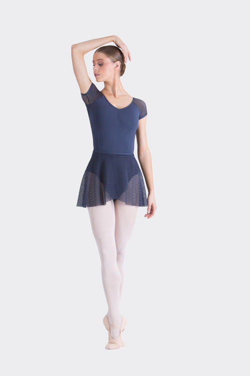 Bella Wrap Skirt | Navy  Dancewear Australia