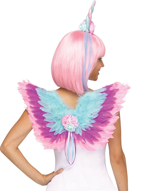 Magical Unicorn Headpiece & Wings