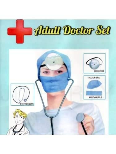 Adult Doctor Set JD Party  Dancewear Australia