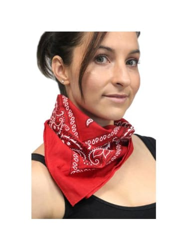 Bandana Red Novelties