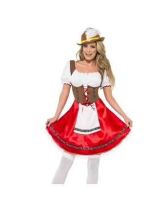 Bavarian Wench Costume Sale