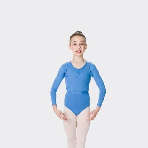 CLEARANCE - Cross Over -  Cornflower  Dancewear Australia