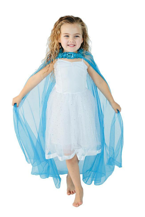 Bling Princess Cape | Fairy Girls  Dancewear Australia