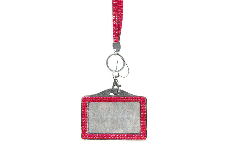 Bling lanyards Dance competitions Pink
