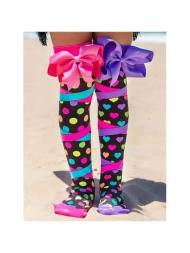 Bow-Tiful Ballet Socks  Dancewear Australia
