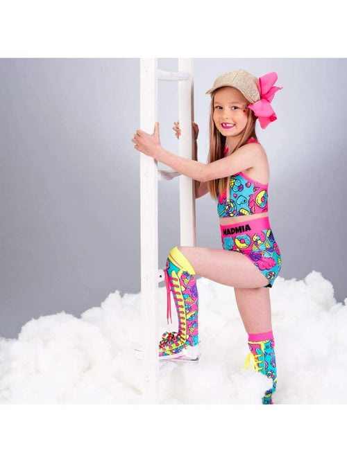 Candy Land Socks  Dancewear Australia