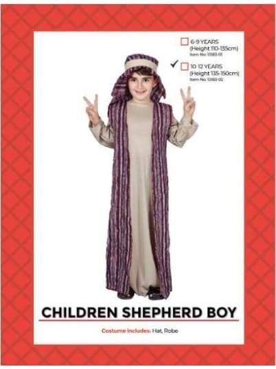 Children Shepherd Boy  Dancewear Australia