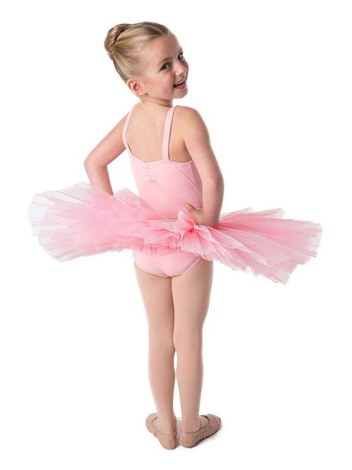 Children's Half Tutu (Tactel, 6 Layers)  Dancewear Australia