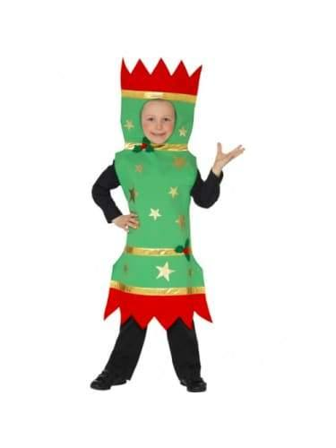 Christmas Cracker 7-9 years Costume Sale