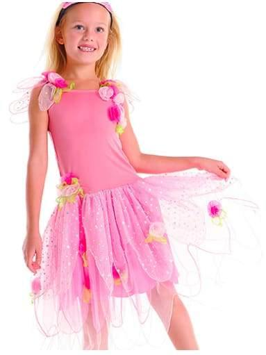 Crystal Fairy Tutu Dress | Light Pink  Dancewear Australia
