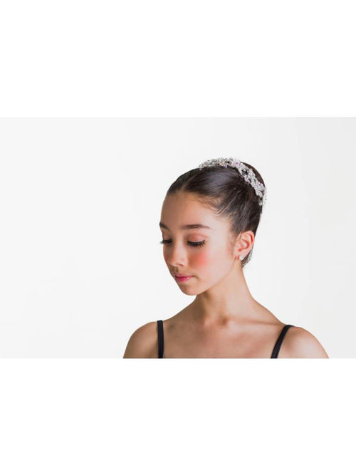Crystal Sparkle Hairpiece  Dancewear Australia