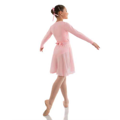 CLEARANCE, Cross Over, Baby Pink  Dancewear Australia