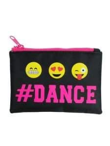 Dance - Black Coin Purse  Dancewear Australia