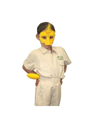 Duck Mask & Tail  Dancewear Australia