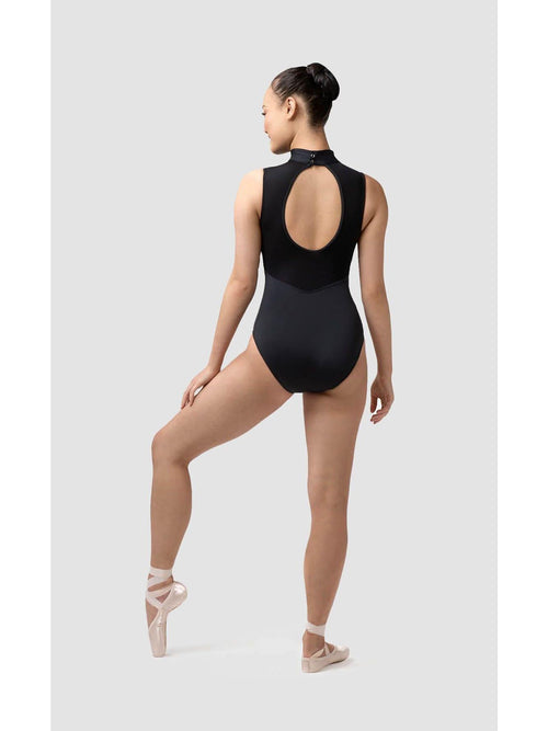 Emma Leotard - Black  Dancewear Australia