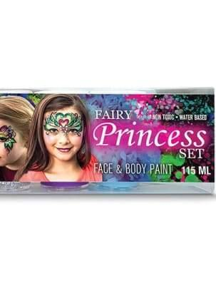 Fairy Princess Face & Body Paint  Dancewear Australia