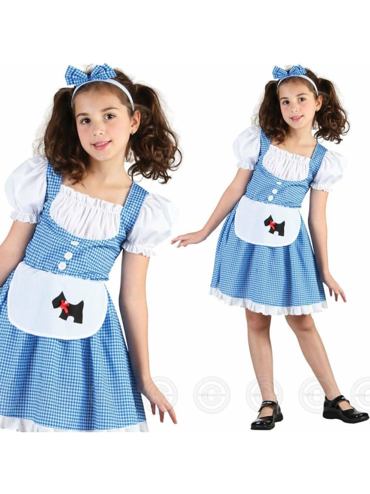 Fairy Tale Girl (Dorothy) Costume Sale