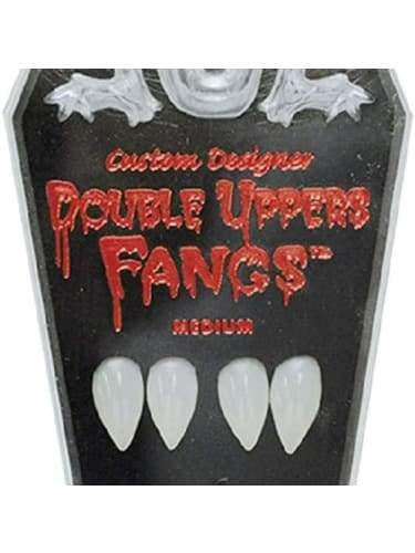 Fangs - Double Upper Teeth