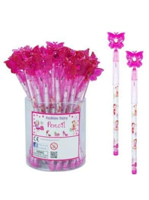 Fashion Fairy Pencil Pink Poppy Dancewear Australia