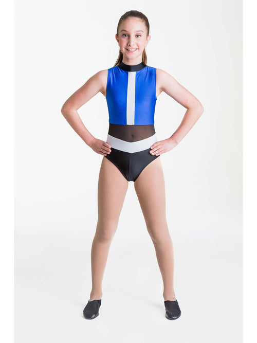 Felicity Leotard - Royal Blue  Dancewear Australia