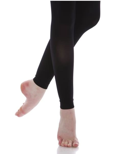 Footless Tights - Child  Dancewear Australia