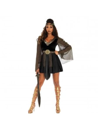 Glamazon Warrior - Medium Costume Sale