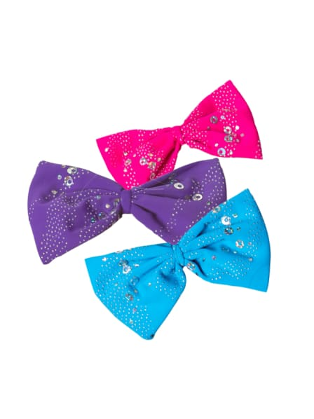 Glitter Hair Bow HairAccessories