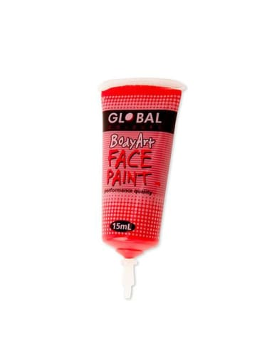 Global Face & Body Paint - 15ml Tube  Dancewear Australia