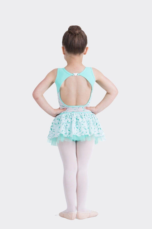Emily Dress | Mint  Dancewear Australia