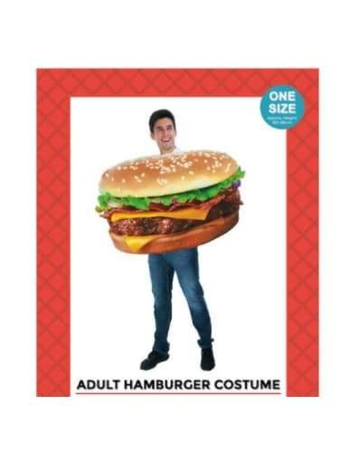 Hamburger Costume  Dancewear Australia