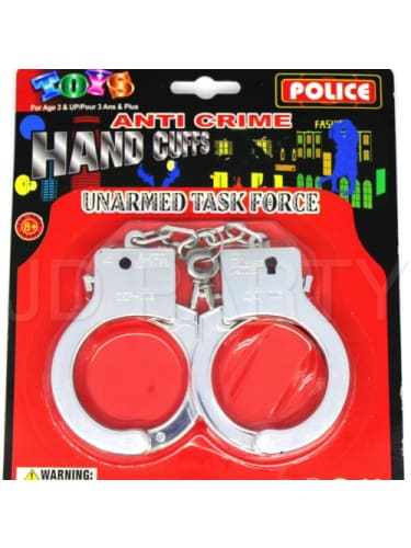 Handcuffs - Police JD Party  Dancewear Australia