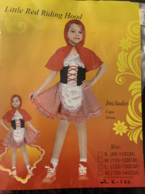 Little Red Riding Hood  Dancewear Australia