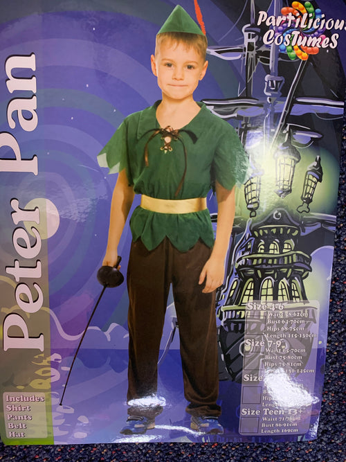 Peter Pan - Kids  Dancewear Australia