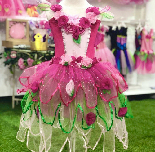 Bloom Deluxe Fairy Tutu Dress  Dancewear Australia