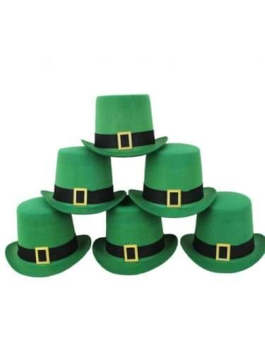 Irish Top Hat with Buckle  Dancewear Australia