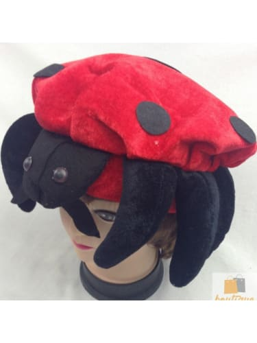 Lady Bug Hat  Dancewear Australia