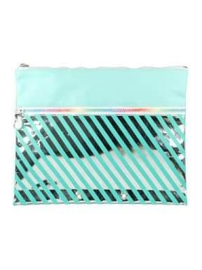 Large Pencil Case - Green Upstage Dancewear  Dancewear Australia