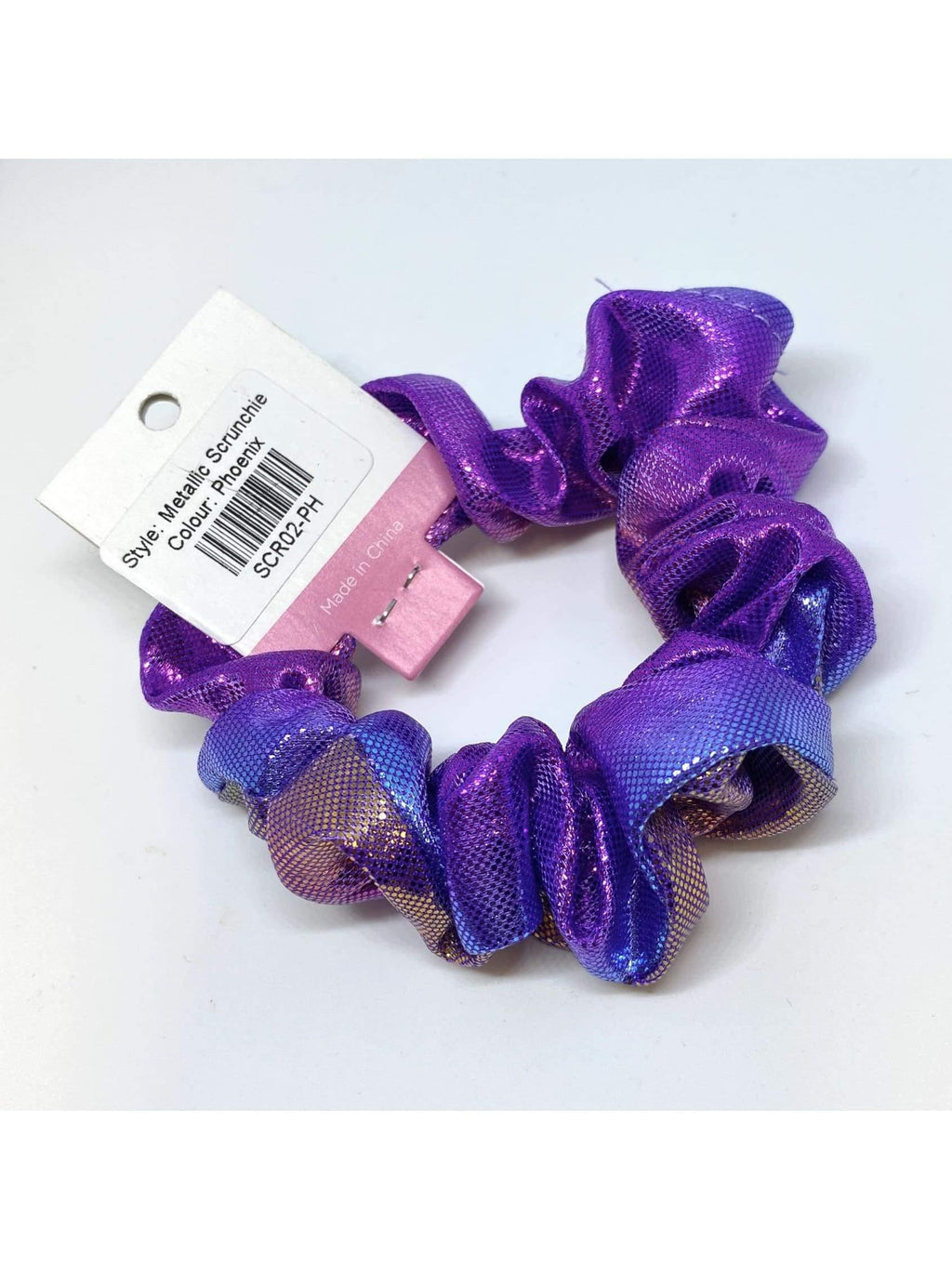 Metallic Scrunchie HairAccessories