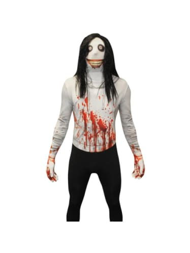 Morphsuit - Jeff the Killer  Dancewear Australia